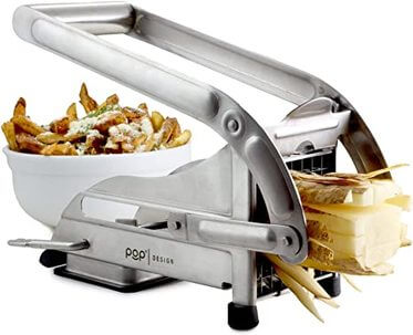 Best French Fry Cutter by POP AirFry Mate